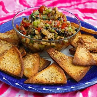 Caponata, International Picnic Day, & DipStock!