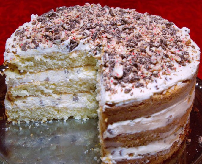 Cannoli Cream Cake Filling Recipe