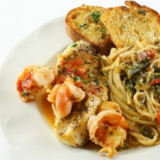 Monk Fish Scampi and Around My French Table Win Dorie Greenspan's New Book!