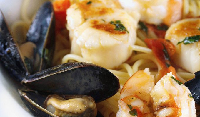 How to make a Classic Frutti di Mare for your dinner table