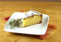 Orange-Rosemary Olive Oil Cake