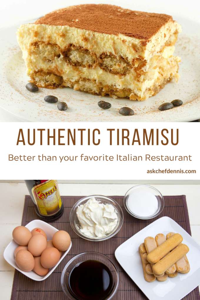 Pinterest image for tiramisu