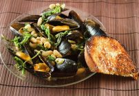 Tuscan Mussels