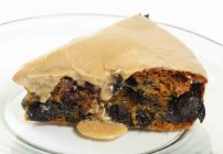 Blueberry Molasses Cake for our Vintage Recipe Swap