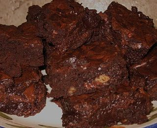 I had to do it…..Brownies!!!