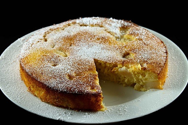 Ripe Pear Recipes For Cakes