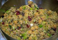 Morrocan Quinoa Salad