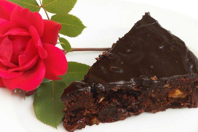 Italian chocolate torte