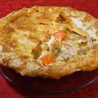 Thanksgiving Leftovers-Part One : Turkey Pot Pie