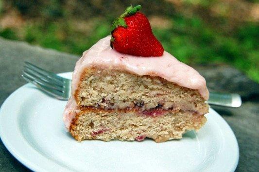 Preserving Strawberries Cake Super Moist Strawberry Cake
