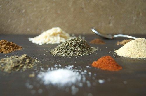 seasonings for potato gnocchi recipe