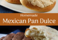 pinterest image for pan dulce