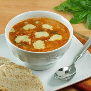 Tuscan Bread Soup for our Vintage Recipe Swap