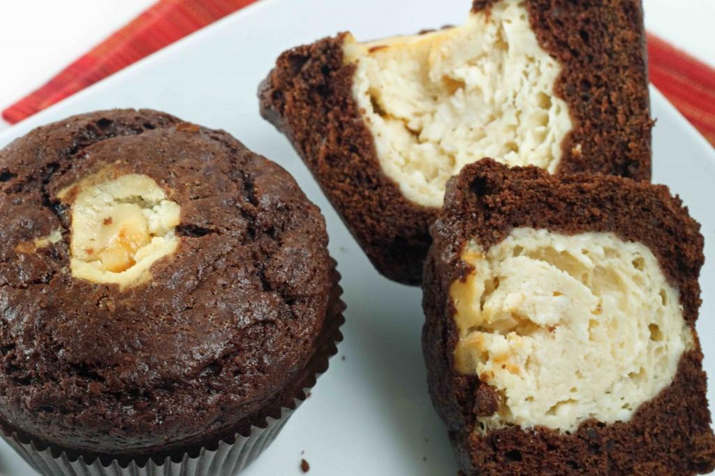 Black and White Muffin