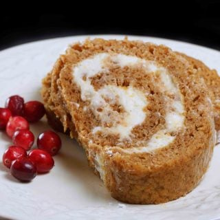 Classic Pumpkin Roll Recipe For Your Autumn and Holiday Table