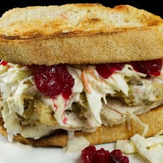 Turkey Leftovers and Ask Chef Dennis