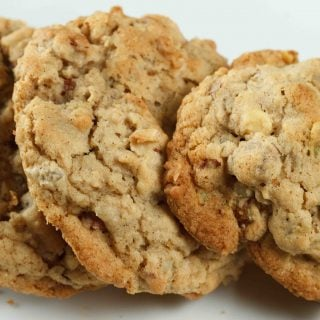 Oatmeal Granola Cookies for our Vintage Recipe Swap