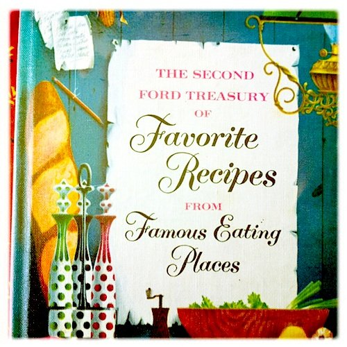 picture of Favorite recipes cook book from favorite places book cover