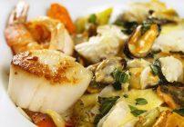 ligurian seafood stew
