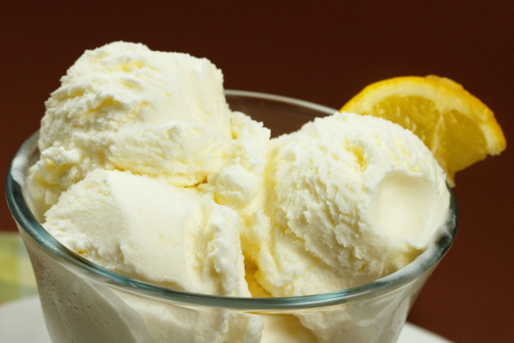 Meyer Lemon gelato recipes