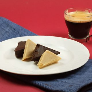 Semi-Sweet Chocolate Pate / White Chocolate Pate and Ask Chef Dennis