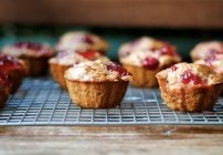 Cranberry Sauce Muffins with Fat Girl Trapped in a Skinny Body!
