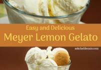 pinterest image for meyer lemon gelato