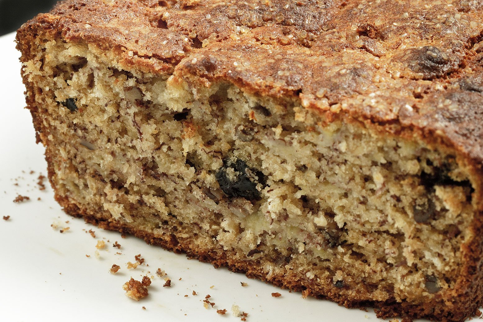Banana Oatmeal Bread Recipe — Dishmaps