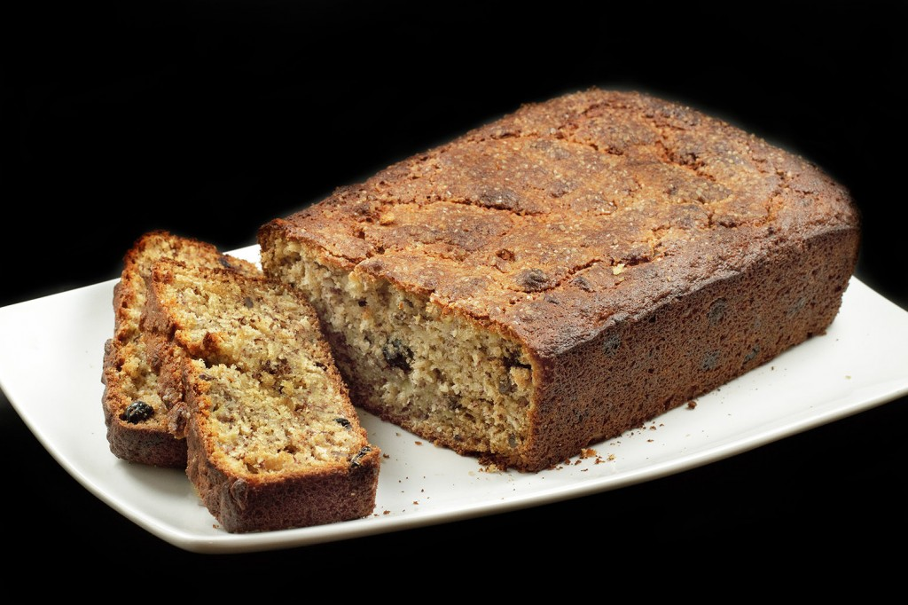 Blueberry oat Banana bread with Pecans