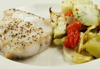 Oven Roasted Golden Tilefish and Ask Chef Dennis