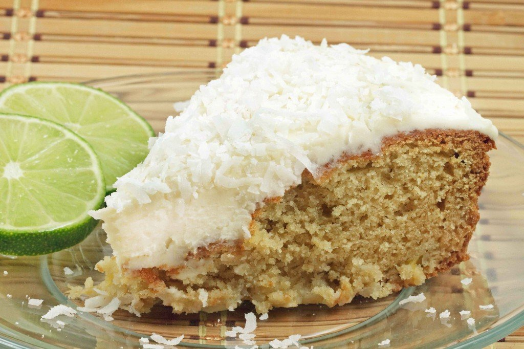 Pina Colada Cake – My Guest Post at Savour the Senses