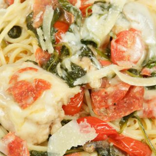 Chicken Marsalena with Pepperoni – Inside my Restaurant Kitchen