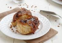Apple Butter Cinnamon Pecan Sticky Buns