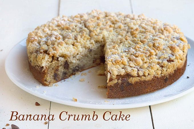 how to make crumb coating for cake