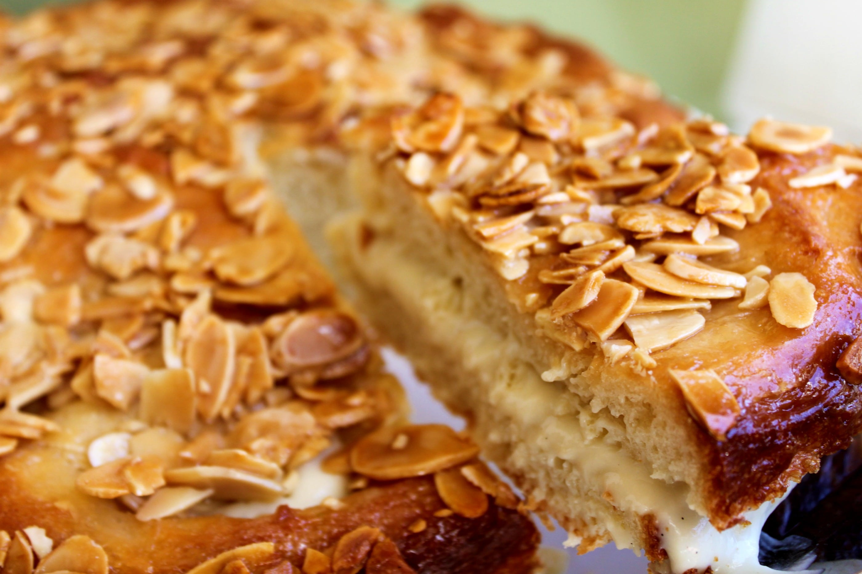 Bee Sting Cake Box Recipe