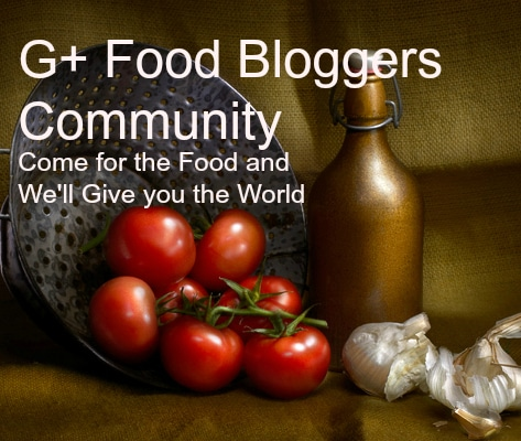 food blogger community