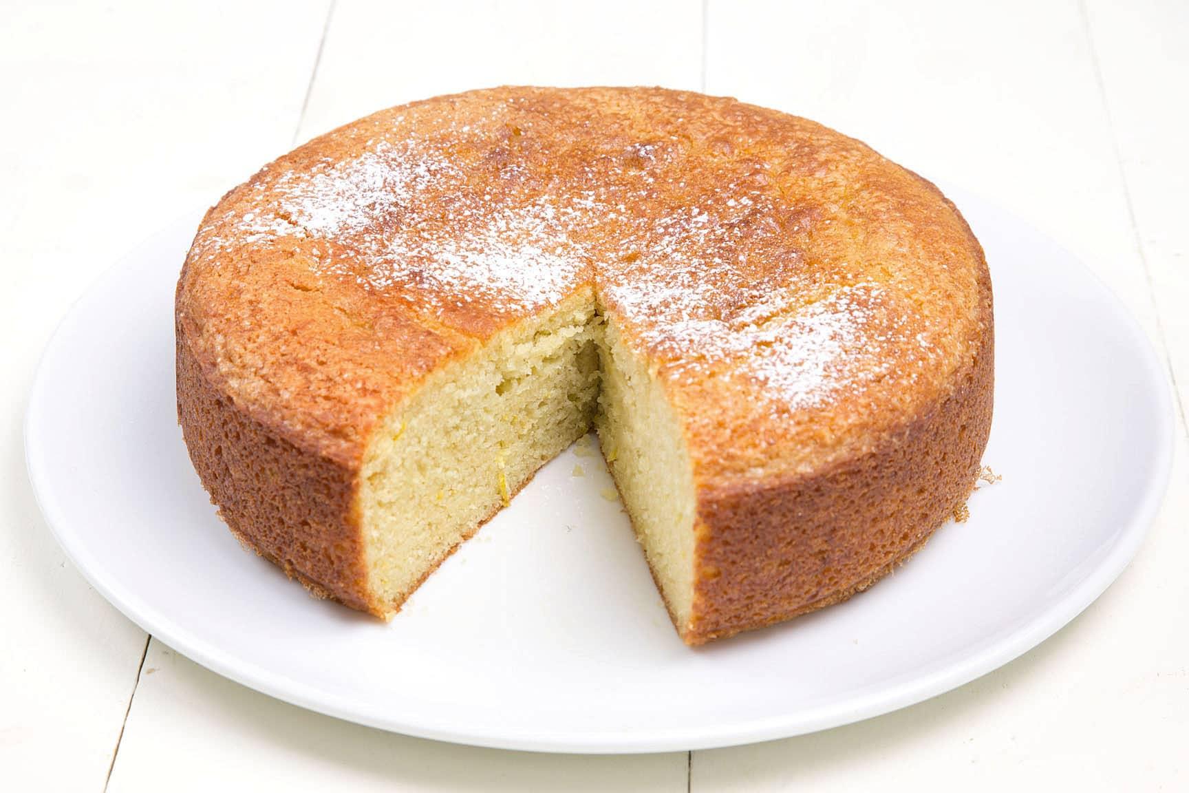 Easy Greek Orange Cake