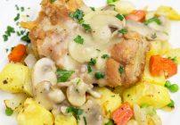 Deconstructed Chicken Stew – Comfort Food at it's Best