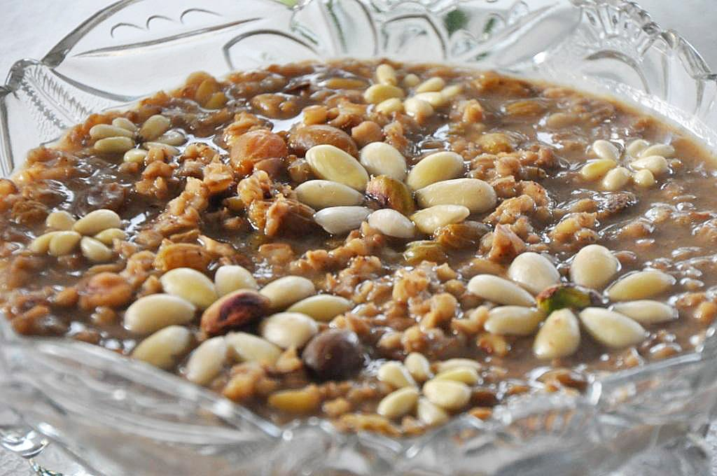 Wheat Berries porridge3
