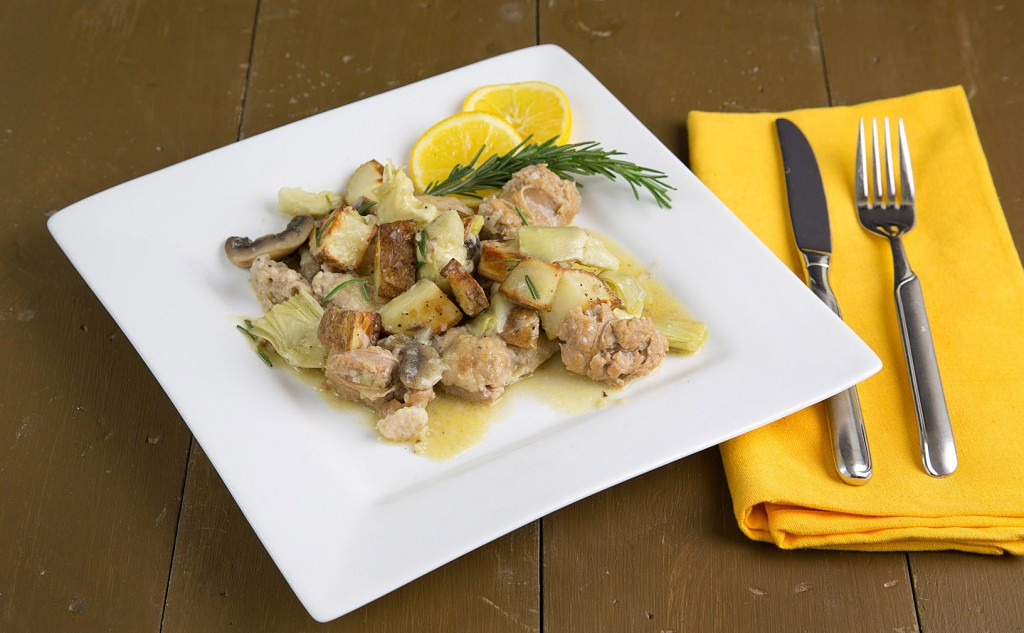 Original Chicken Scarpariello