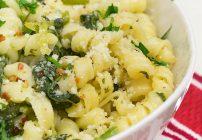 pasta with brocolli rabe 3
