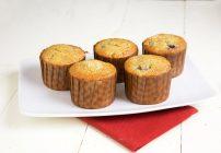 Blood Orange Pecan Muffins