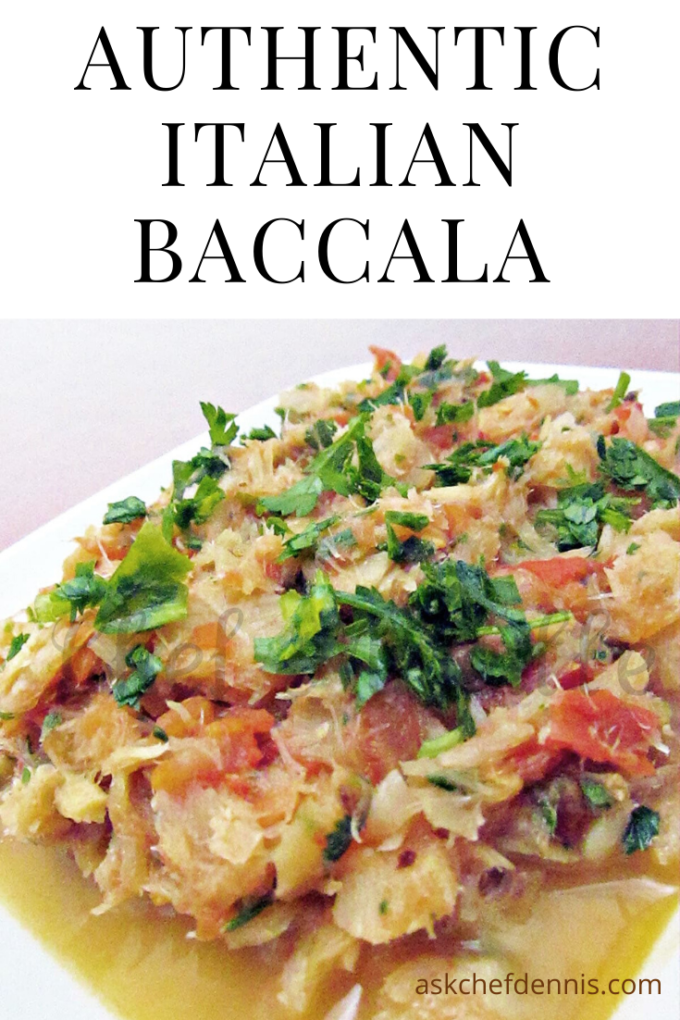 Pinterest image for baccala