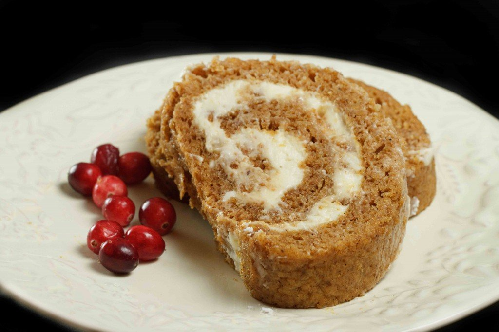 Pumpkin- Roll