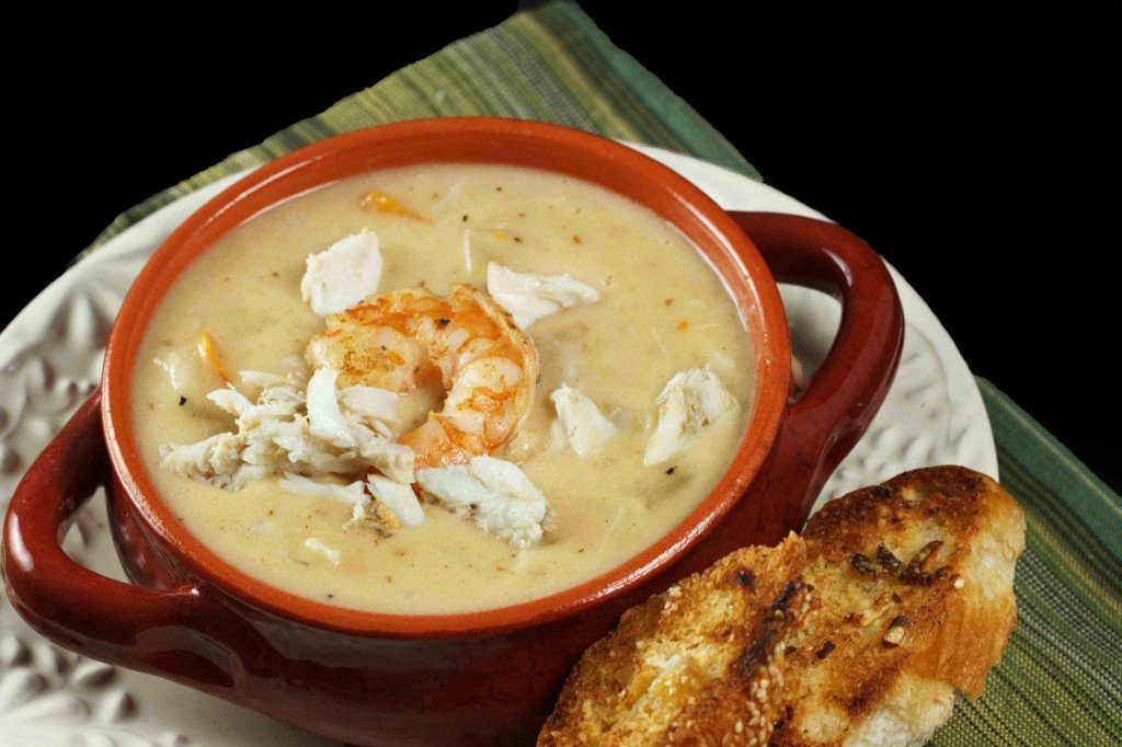 Shrimp and Crab Chowder
