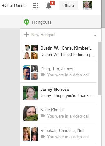 Hangout Tool