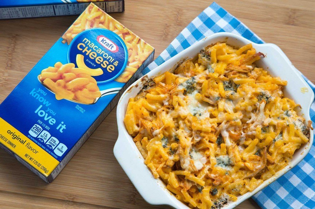Buffalo mac and cheese recipe hack for a tasty treat kraft mac and cheese forumfinder Gallery