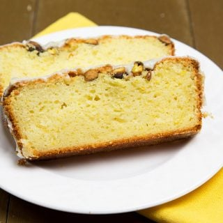 Meyer Lemon-Pound-Cake