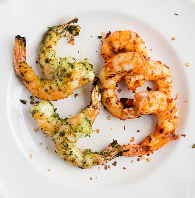 Shrimp 2  Ways