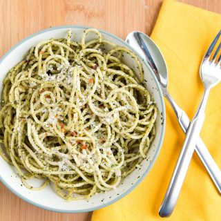 How to Make Pesto Three Ways – Around the Kitchen Table